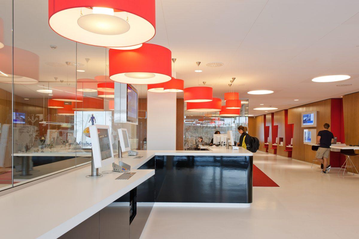 Uitbreiding Rabobank Binnenwegplein